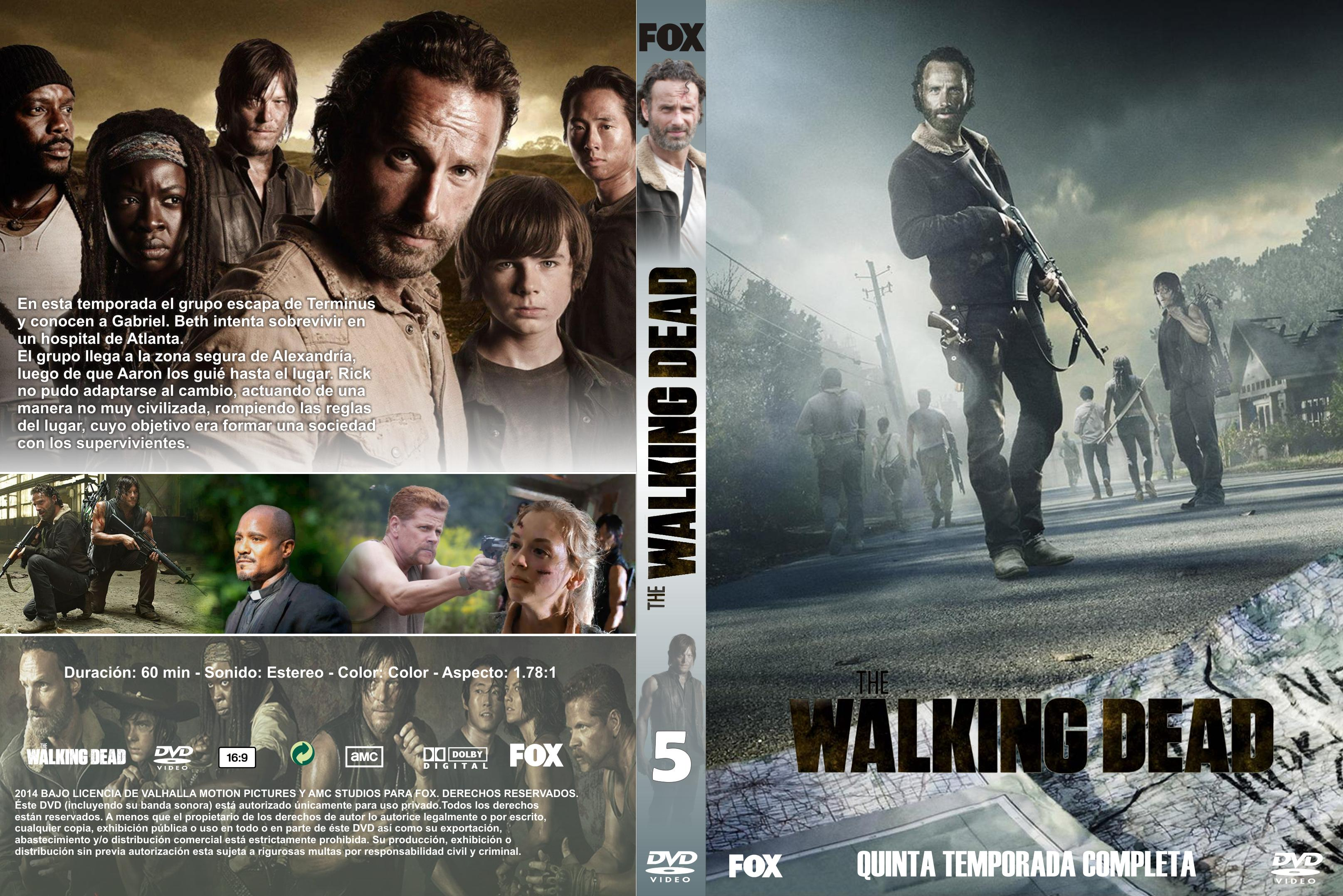 Ver serie completa de the walking dead cuarta temporada - Gary ...